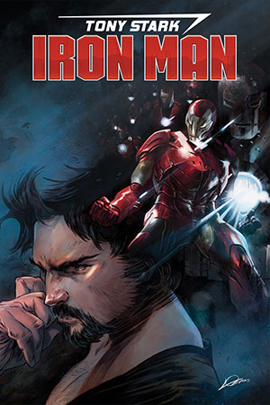 Tony Stark: Iron Man #1 (2018)