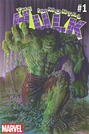 Immortal Hulk #1 (2018)