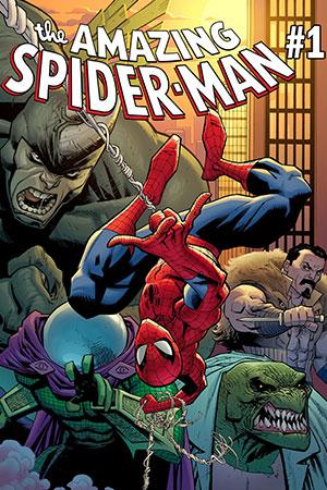 The Amazing Spider-Man #1 (2018)
