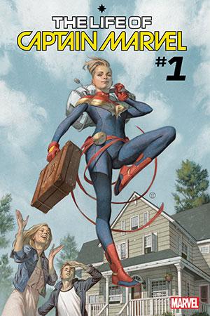 Life of Captain Marvel #1 (2018)