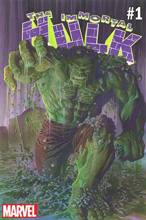 Immortal Hulk #1 (2018)