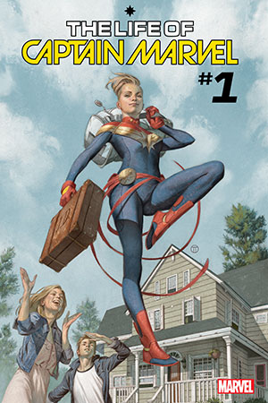Life of Captain Marvel #1 (2018)