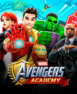 Mobile Apps | Mobile Apps | Marvel com