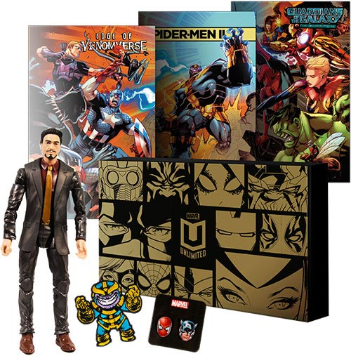 Marvel Unlimited Annual Plus Kit