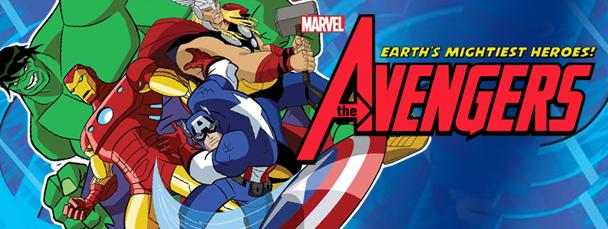 Entrevistando Thor E Hulk No Novo Desenho Dos Vingadores