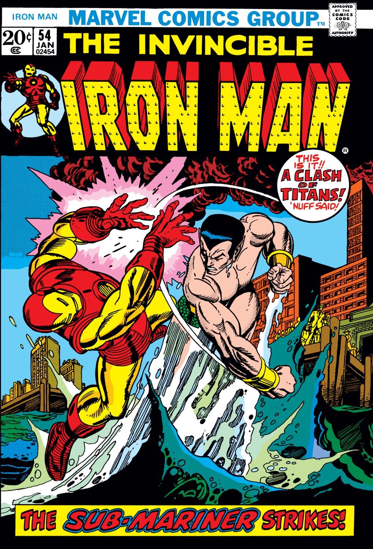 Iron Man (1968) #54