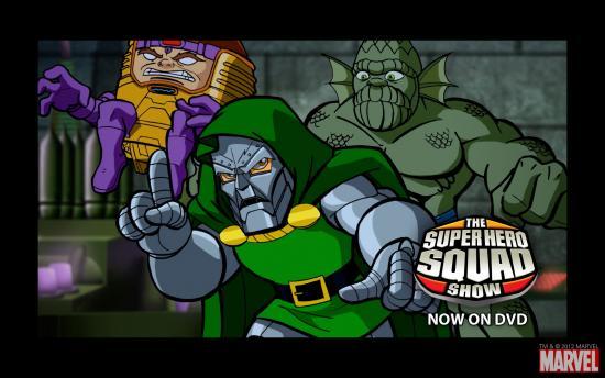 Super Hero Squad: Infinity Gauntlet Wallpaper #9