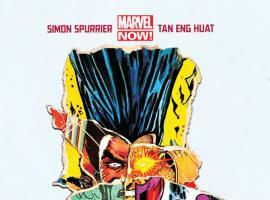 X-Men Legacy #1 cover art by Mike Del Mundo