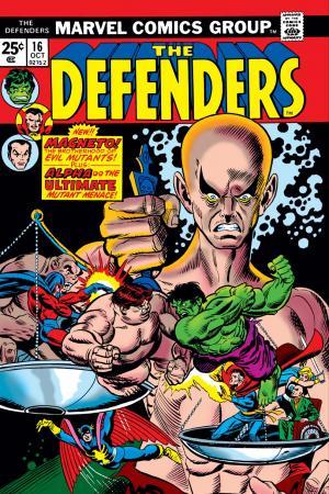 Defenders (1972) #16