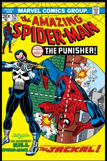 Amazing Spider-Man (1963) #129 Cover