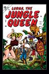 Lorna the Jungle Queen (0000) #5 Cover