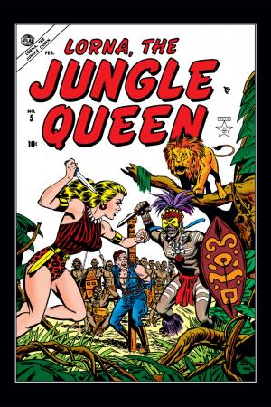 Lorna the Jungle Queen (1953) #5
