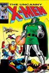 Uncanny X-Men (1963) #197 Cover