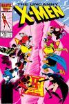 Uncanny X-Men (1963) #208 Cover