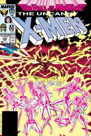 Uncanny X-Men (1963) #226