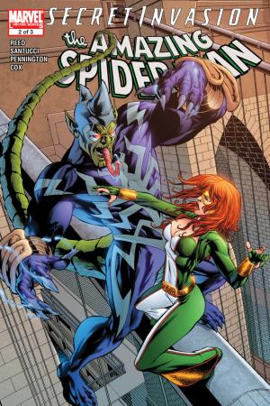 Secret Invasion: Amazing Spider-Man #2