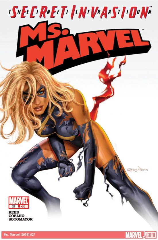 Ms. Marvel (2006) #27
