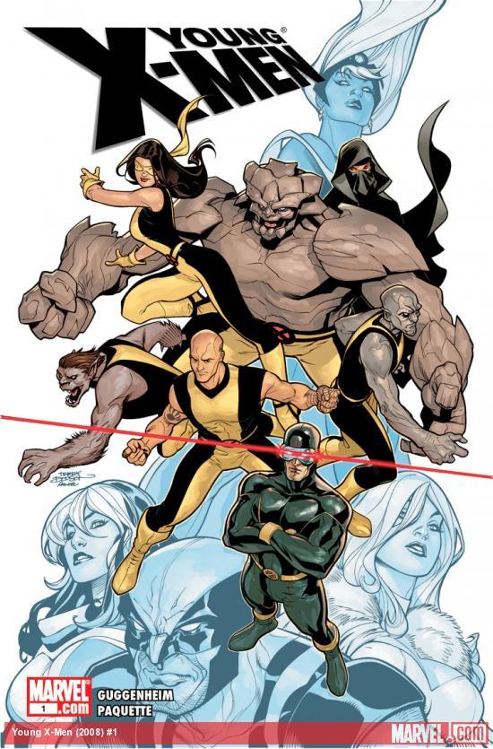 Young X-Men (2008) #1