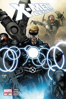 X-Men Legacy #257