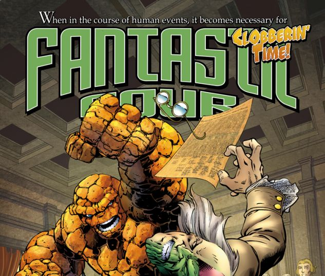 FANTASTIC FOUR 10 (NOW)