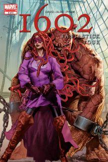 Marvel 1602: Fantastick Four #3