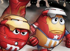Suit Up with Iron Man & M&M'S®
