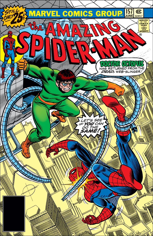The Amazing Spider-Man (1963) #157