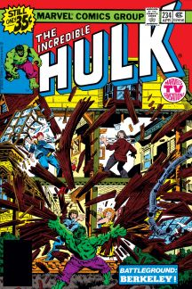 Incredible Hulk #234