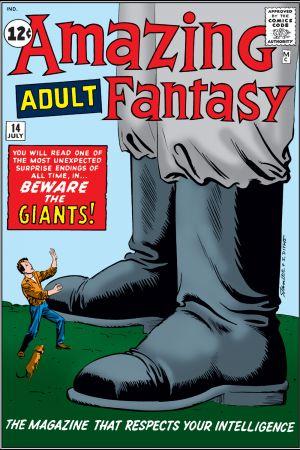 Amazing Adult Fantasy (1961) #14