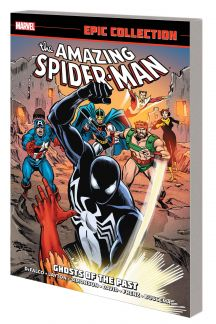 Amazing Spider-Man Epic Collection: Ghosts of the Past (Trade Paperback)