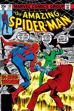 The Amazing Spider-Man (1963) #192
