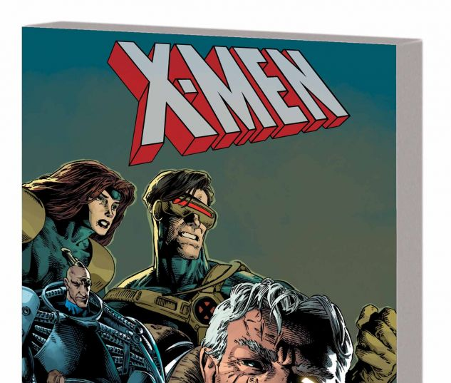 X-MEN: THE ADVENTURES OF CYCLOPS & PHOENIX TPB