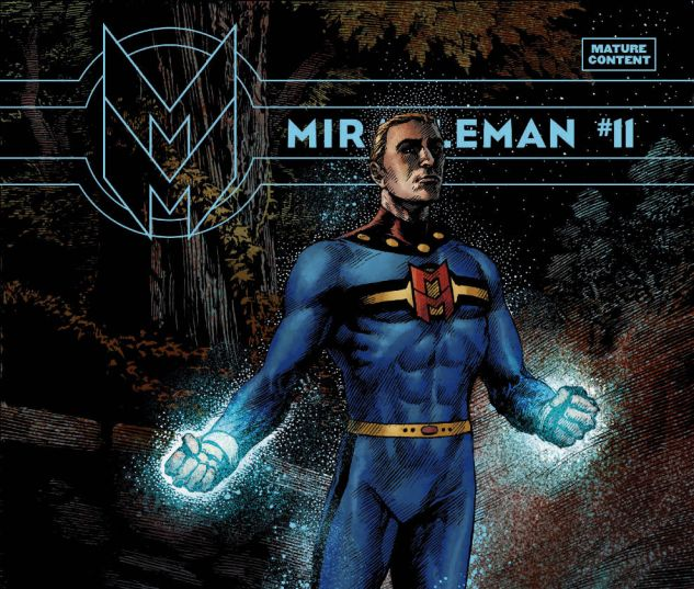 MIRACLEMAN 11 (POLYBAGGED)