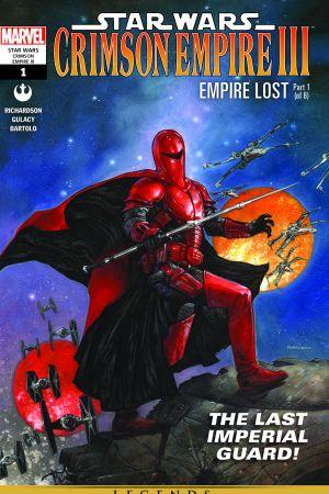 Star Wars: Crimson Empire Iii - Empire Lost (2011) #1