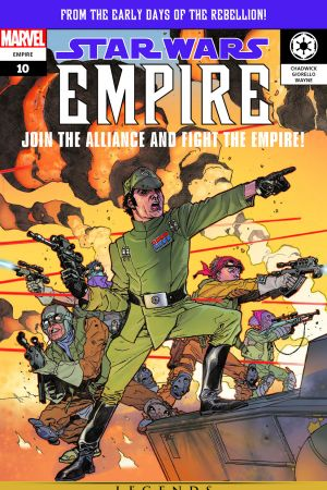 Star Wars: Empire #10