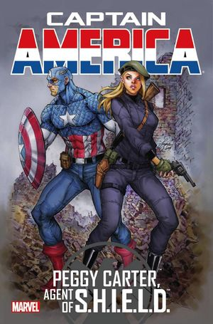 Captain America: Peggy Carter, Agent of S.H.I.E.L.D. (2014) #1