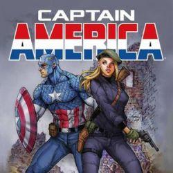 Captain America: Peggy Carter, Agent of S.H.I.E.L.D. (2014)