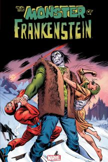 Monster of Frankenstein (Trade Paperback)