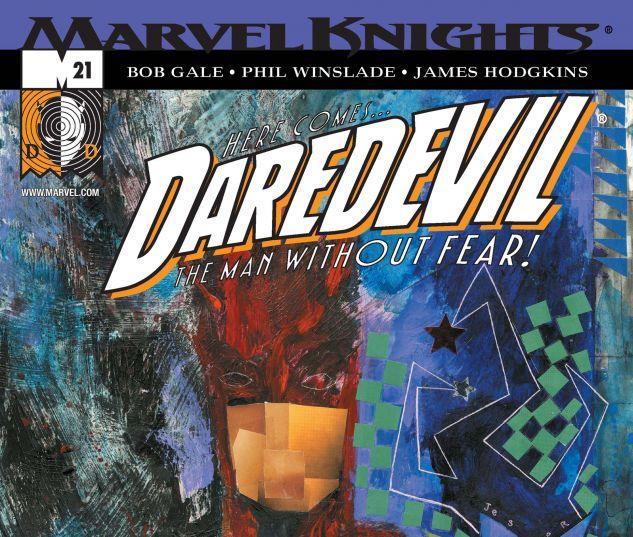 Daredevil (1998) #21