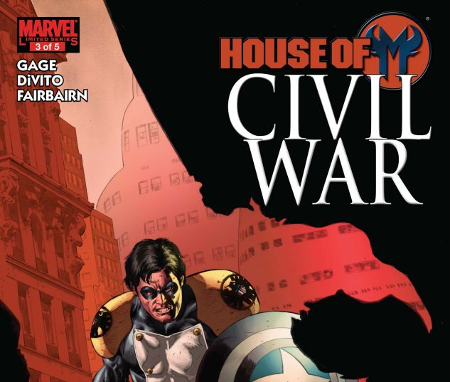 Civil War: House of M (2008) #3