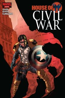 Civil War: House of M #3