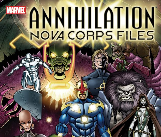 ANNIHILATION: THE NOVA CORPS (2006) #1