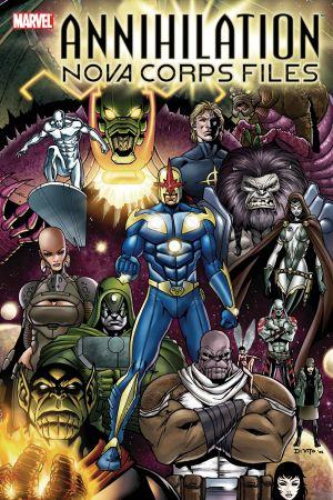 Annihilation: The Nova Corps (2006) #1