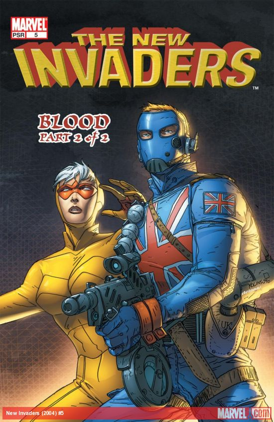 New Invaders (2004) #5
