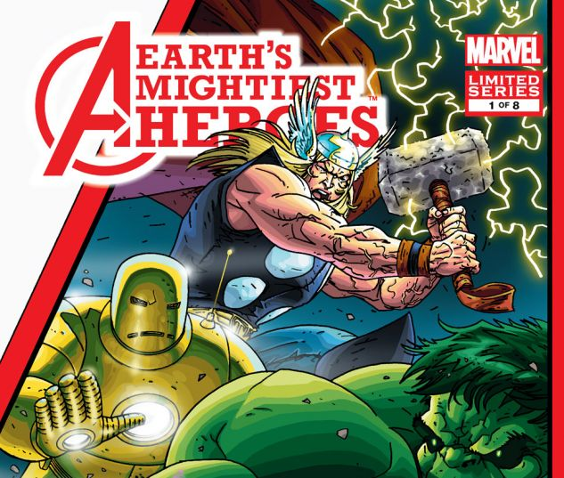 Avengers: Earth's Mightiest Heroes (2004) #1