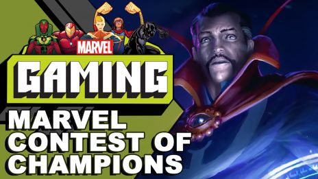 Doctor Strange in Marvel Contest of Champions I MARVEL GAMING