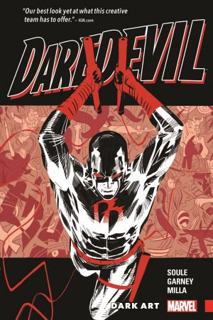 Daredevil: Back in Black Vol. 3 - Dark Art (Trade Paperback)