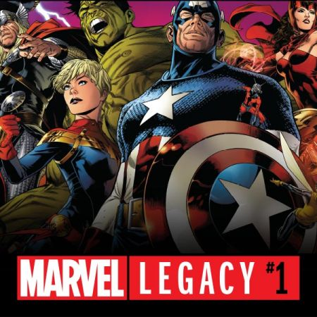 Marvel Legacy (2017)