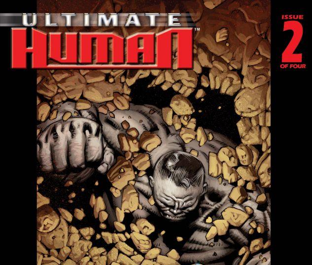 ULTIMATE HUMAN (2008) #2
