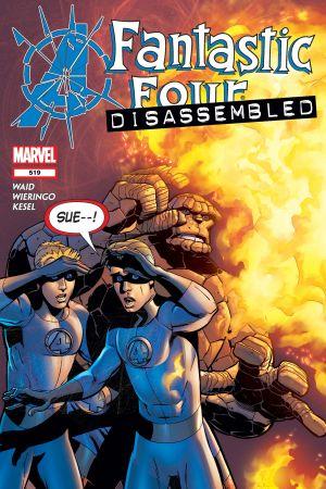 Fantastic Four #519